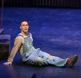 As Almaviva in Edmonton Opera's The Barber of Seville